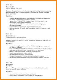 100 trucking resume examples free creative truck driver resume