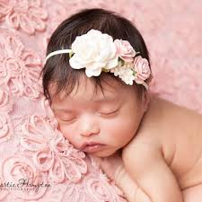 flower headbands 2018 new arrivals newborn flower headbands photography props