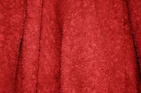 thanksgiving bath towels red terry cloth bath towel texture picture free photograph