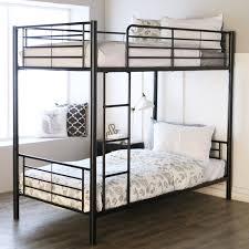 Viv Rae Malia Twin Bunk Bed  Reviews Wayfair - Images bunk beds