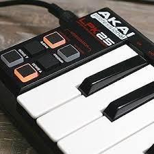 amazon black friday midi keyboards sale akai professional lpk25 25 key usb midi keyboard controller for