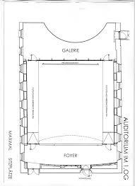 lecture hall floor plan porzellanikon lecture hall