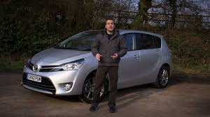 toyota verso 2013 toyota verso which first drive youtube