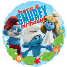 the smurfs party supplies