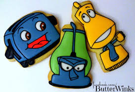 The Brave Little Toaster Characters Wonderful Brave Little Toaster Cookies Between The Pages