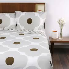 buy orla kiely scribble stem print duvet cover amara bedding sale