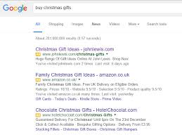 john lewis christmas analyse a real ppc campaign ppc org