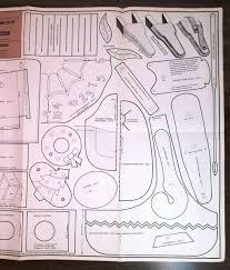 pattern al stohlman enlarge to copy leather patterns