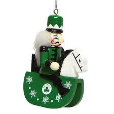 boston celtics forever collectibles nutcracker ornament