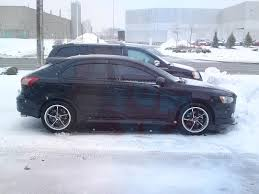 mitsubishi lancer sportback are there any lancer sportback on these forums evolutionm