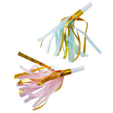 new years party blowers pastel party blowers party horns party horns new