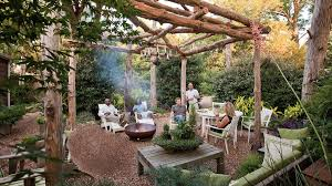 5 Ft Patio Swing With Cedar Pergola Create by Cool And Shady Pergola Ideas Southern Living