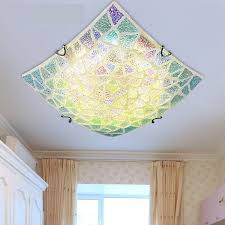 Bathroom Ceiling Lighting Fixtures Colorful Shell Ceiling L Modern Ceiling Light Bathroom Ceiling