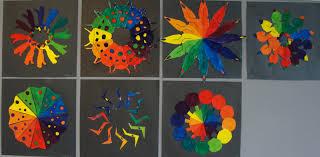 Color Wheel Design Ideas