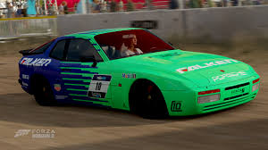 porsche falken trying out a new livery design on this week u0027s forzathon car the