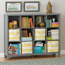 cube shelves on cabinet bookcase or kids bookshelf and kids white