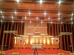 wedding backdrop on stage 5 backdrop decorations that ll make your wedding the best one in
