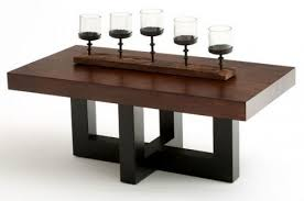 Soft Coffee Tables Linear Coffee Table Rustic Contemporary Coffee Table Modern Style