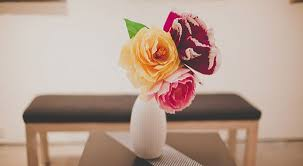 Faux Flowers 20 Modern Faux Flower Arrangements Brit Co