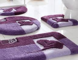 Pretty Designer Bathroom Rugs And Mats EwdInteriors - Designer bathroom rugs and mats