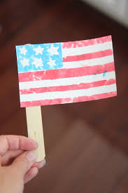 Flag You Down Toddler Approved Fourth Of July Flag Craft For Toddlers