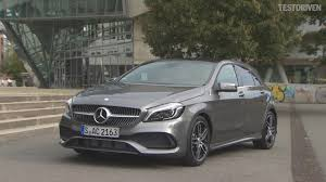 grey mercedes a class 2016 mercedes a250 driving design