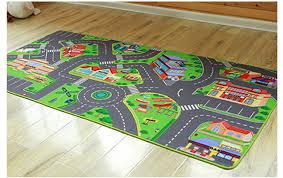 tappeti da corsa soft da corsa circuito traffico stradale urbano stuoie