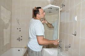 Bathroom Mirror Installation Cost To Install A Bathroom Mirror Estimates And Prices At Fixr