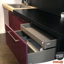 tiroir sous meuble cuisine plinthe sous meuble cuisine affordable plinthe inox ikea with