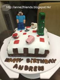 minecraft cake a slice of happiness