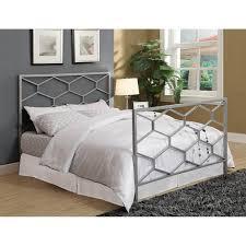 metal headboard bed frame designs with iron headboards queen