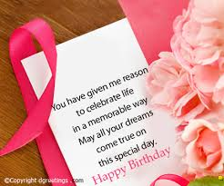 you have given me reason to celebrate life birthday cards for wife