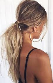ponytail hairstyles for 15 easy ponytail hairstyles that look so lovely