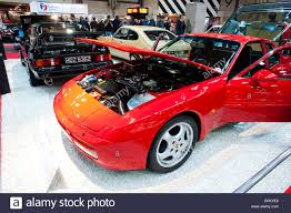 custom porsche 944 1985 porsche 944 turbo 2012 classic motor show nec birmingham