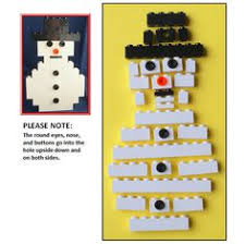 five lego ornaments to make with building