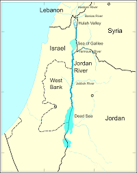 Map Of Israel And Middle East by Ss7g5a B