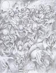 extreme zombie hunter2 johnbecaro deviantart