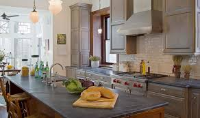 white kitchen cabinets with slate countertops are soapstone countertops suitable for use in the kitchen