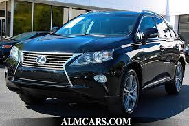 2015 lexus rx350 2015 used lexus rx 350 at alm kennesaw ga iid 16639765