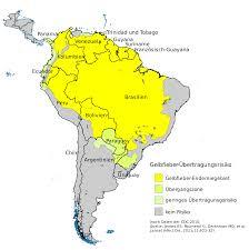 Cdc Malaria Map Gelbfieber U2013 Wikipedia