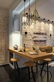 cuisine brique les briques de parement et les briques apparentes intérieurs à