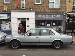bmw 728i for sale uk 1983 bmw e23 728i spotted in hackney 850 retro rides