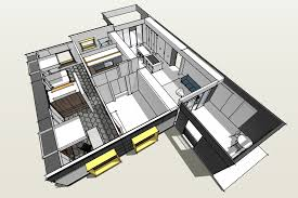 Home Inc Design Build by Inside A Design Build Studio Semester Sketchup Blog