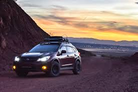 subaru crosstrek decals driver of the day alex groene u0027s desert roaming 2016 subaru xv