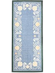 Bungalow Flooring Microfibres Kitchen Rug Amazon Com Bungalow Flooring Fo Flor 25 By 60 Inch Runner