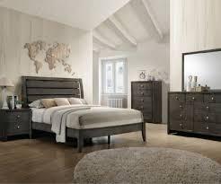 Liquidation Bedroom Furniture Evan Gray 4 Piece Bedroom Suite Special
