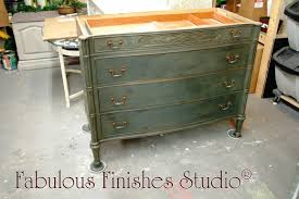 Powder Room Paint A Chest Turned Powder Room Vanity And Buffet In A Killer Custom