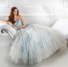 Wedding Dresses Light Blue Light Up Wedding Dress Luxury Brides