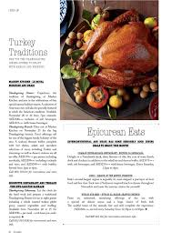 thanksgiving dinner deals fact abu dhabi november 2016 by fact magazine issuu
