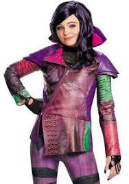 mal costume nwt disney descendants mal costume jacket coat